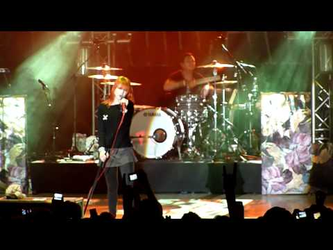 [HD] Paramore - Monster (Live in Warsaw - Poland)