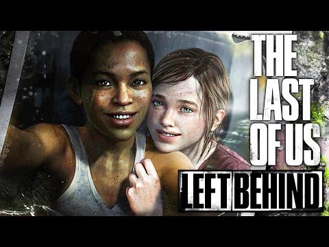 THE LAST OF US: LEFT BEHIND w/ MY BOYFRIEND!!