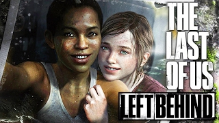 THE LAST OF US: LEFT BEHIND w/ MY BOYFRIEND!!