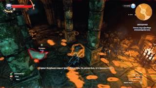 Ведьмак 3 - Золото Дураков DLC, обе концовки