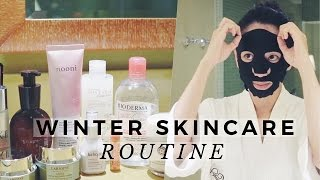 Winter Skincare Routine 2017, skincare, winter skincare, korean beauty
