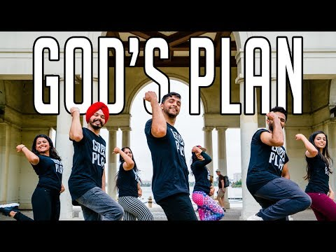 Bhangra Empire - God's Plan Freestyle