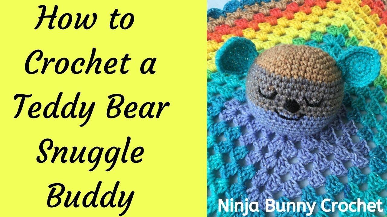 Snuggle Teddy Bear amigurumi pattern - Amigurumipatterns.net | 720x1280