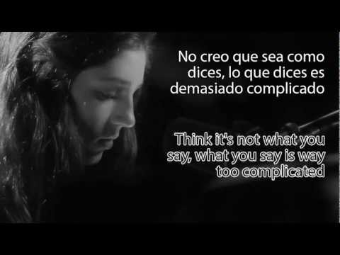 Birdy - 1901 (Lyrics - Subtitulado en español e inglés) ᴴᴰ