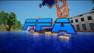Minecraft FFA #1 4VS1 YAPIP 4'ÜNÜDE KESTİK
