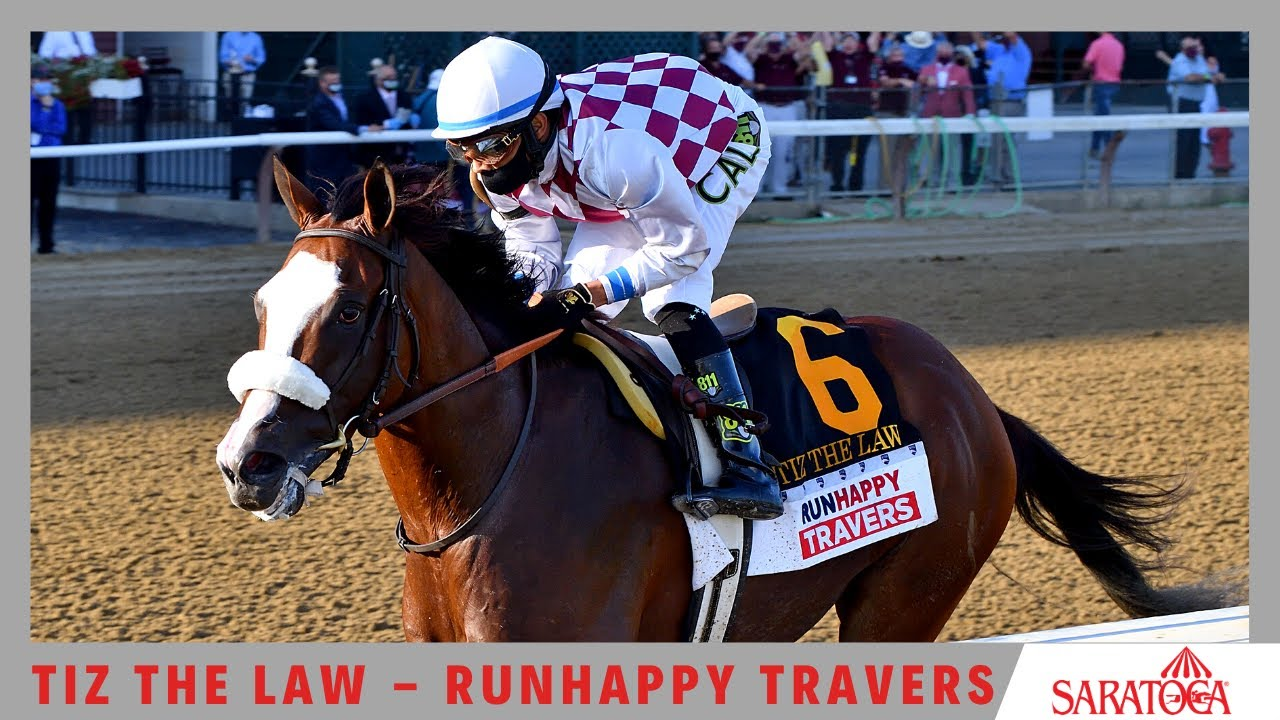 Tiz the Law - 2020 - The Runhappy Travers - YouTube