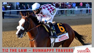 Tiz the Law - 2020 - The Runhappy Travers