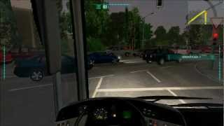 Bus-Simulator 2012 Gameplay