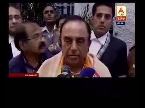 Subramanian Swamy on National Herald case