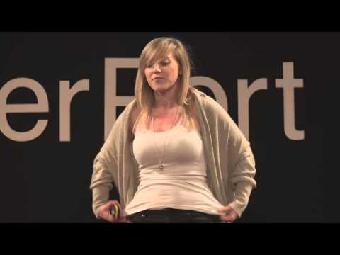 Charlie Cox at TEDxStPeterPort