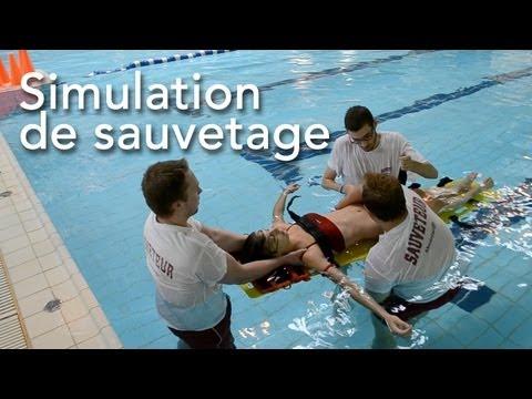 Simulation De Sauvetage 2013 - CARDP