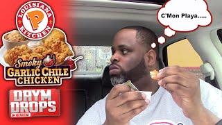 Popeyes Smoky Garlic Chile Chicken