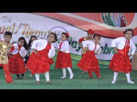 Tinak dhin dhana performs