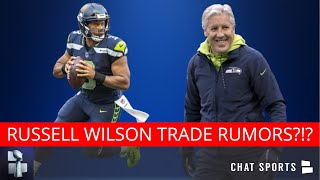 Russell Wilson Trade Rumors \u0026 Potential Trade Destinations For The Seahawks QB | NFL Rumors