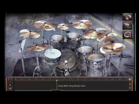 DevilDriver - Sin & sacrifice only drums
