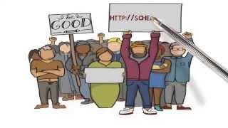 Реальный заработок в интернете Рисованное видео