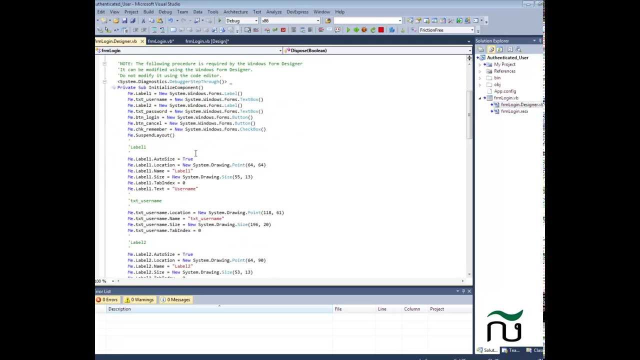Visual Basic 2010 Programmers Reference