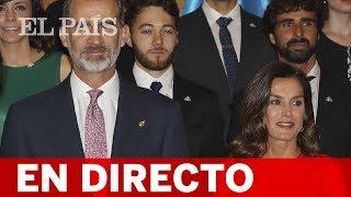 Los Premios Princesa de Asturias 2018 en directo