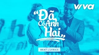 beat ft lyrics da co anh hai - pham hong phuoc  sing my song 2016
