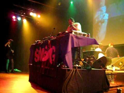 Caspa w/ Rod Azlan @ SMOG Sessions at HOB Sunset Pt. 1