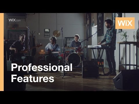 Introducing Wix Music