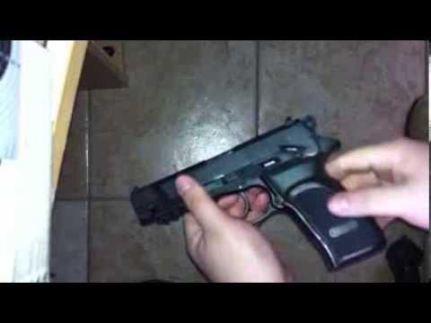 Review Pistola Bersa Thunder 9 Pro