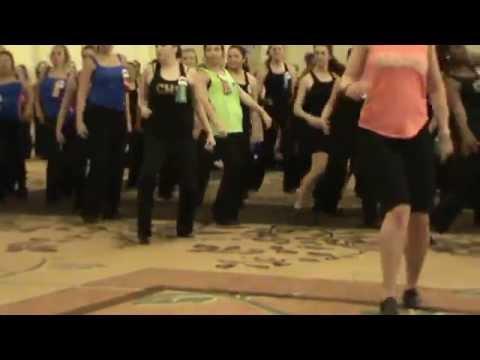 Conroe High School Golden Girls Drill Team...