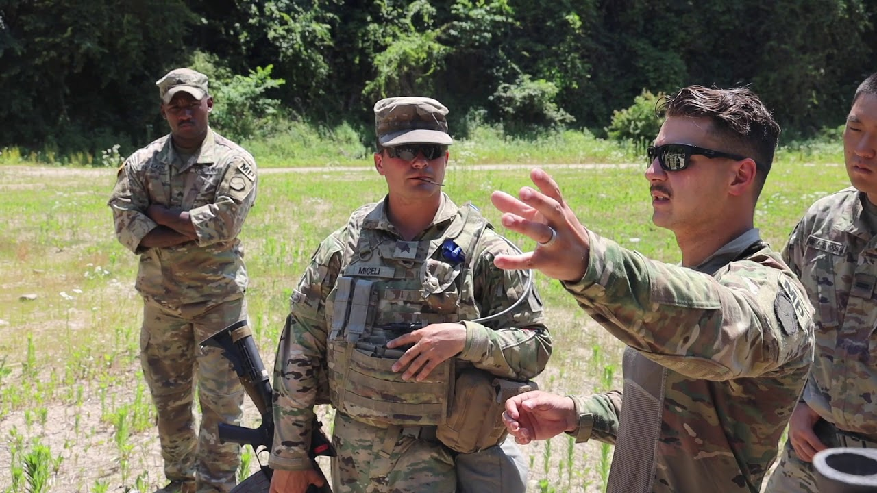Day In The Life of A 2LT: Squad Evaluations