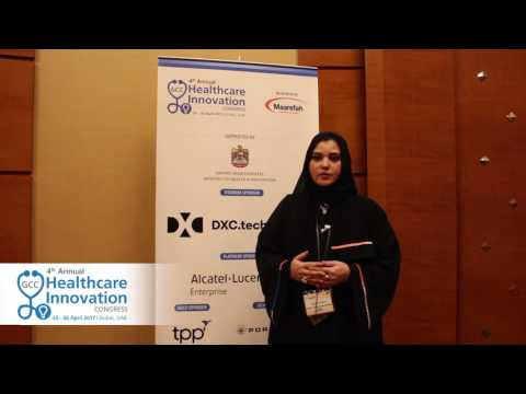 Health Informatics Expert Interview at the Annual GCC Healthcare Innovation Congress