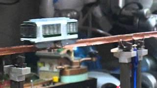 PWMによるモノレール速度制御