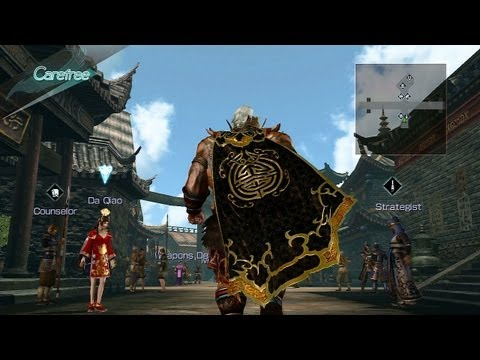 Dynasty Warriors 7 Xtreme Legends Road to Lord of the Three Kingdoms [Meng Huo]