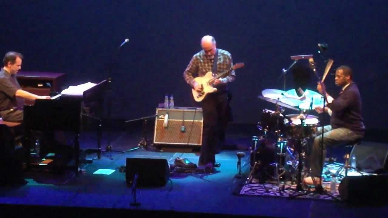 Resultado de imagen de The John Scofield Organic Trio - Jazzwoche Burghausen 2013