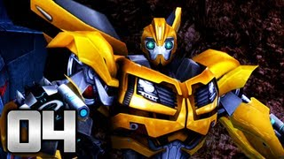 Transformers: Prime: The Game - Part 4 - Captured!