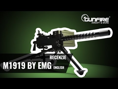 M1919 by EMG review  [EN version]