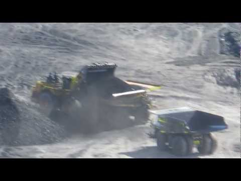 School Of Mining Engineering UNSW, Bhp Billiton Mt Arthur Coal Site Visit.mp4