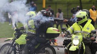 COLOMBIA   Dolor, indignación y muchas preguntas en el aire
