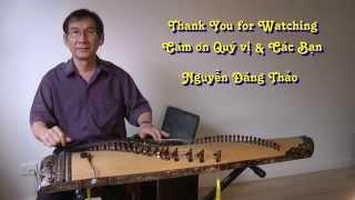 Đăng Thảo - LÝ NGỰA Ô (Bắc) (WEDDING SONG) - Đàn Tranh với nhạc đệm