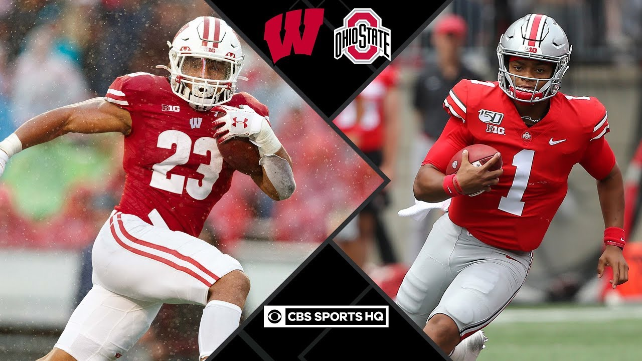 Ohio State Will Destroy Wisconsin In Big Ten Showdown Preview And Picks Cbs Sports Hq
