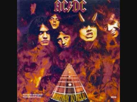 ACDC Highway To Hell - (Studio Version) - YouTube
