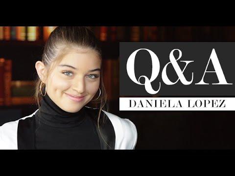 Bikini Q&A - Daniela Lopez thumbnail