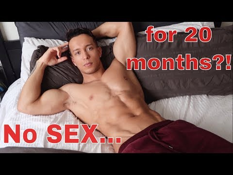 I haven't had SEX in 20 MONTHS!! Here's why...