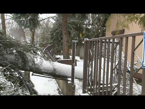 Wetterchaos in Osteuropa