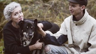группа HELLSPIN в приюте для животных