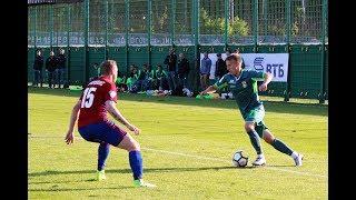 Саммари матча «Уфа» - «СКА-Хабаровск»