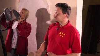 Der Decken- und Wandschleifer - Rentas Werkzeugvermietung