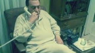 انفراد.. ماذا قال مبارك عن السيسي؟