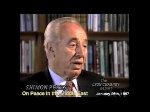 Shimon Peres Tribute
