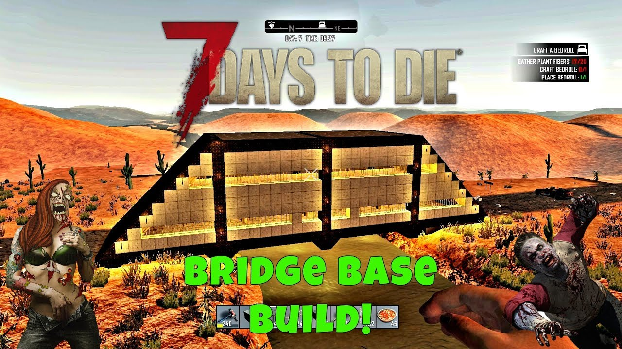 how to get skillspoint in 7 days to die