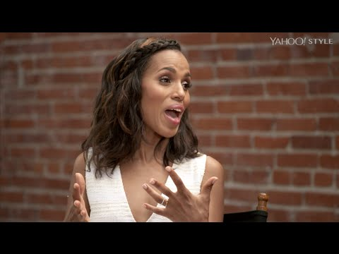 Style Sessions with Kerry Washington