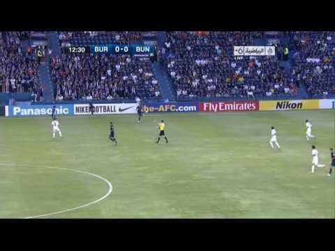 Buriram United vs Bunyodkor - AFC Champions League 2013 - 1\8 - 1 leg